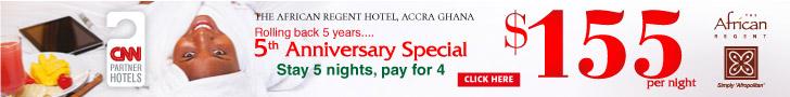 Africa Regent Hotel