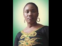 Tiriane Balbine, vice -présidente du MRC