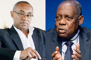 Le président de la FIFA, pièce maîtresse de l'alternance à la CAF vient de rater son pari