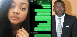 Conversation houleuse entre Brenda Biya et Ferdinand Ngoh Ngoh