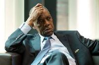 Pape Diouf n'est pas allé du dos de la cuillère pour fustiger les dirigeants actuels de la CAF