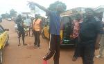 Les transporteurs crient aussi leur raz le bol envers les gendarmes