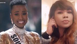 La Miss Univers 2019 est d'origine sud africaine