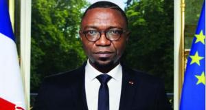 Prof Patrice Nganang