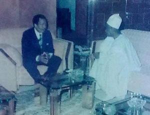 Le jour où Ahidjo a tourné les belles pages du Cameroun