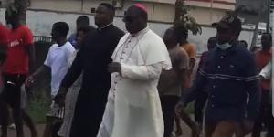 Voici les vérités de l'évêque de Buea