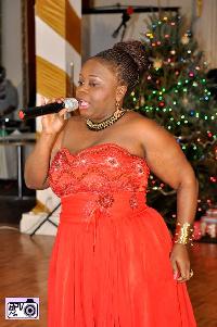 La chanteuse camerounaise Nono Flavy