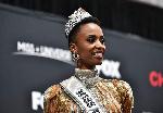 Zozibini Tunzi; miss universe 2019