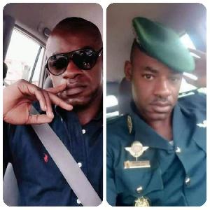 Il était diplômé de l'Ecole Militaire Inter-armée en 2018.
