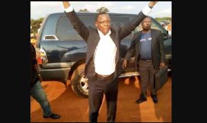 Maurice Kamto, leader du MRC