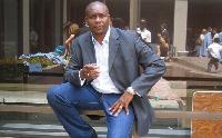 Alain Siekappen Kemayou fut chef de la sécurité au centre commercial O'Parinor