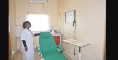 'Nous avons arrêté les dialyses parce que nous n'avions plus de kits de dialyse'