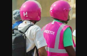 'Heetch' a vu le jour à Douala au Cameroun en octobre 2019