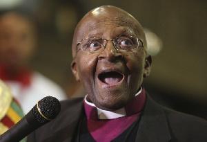 Tutu a reçu le prix Nobel de la paix en 1984