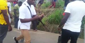 Tensions dans la ville de Buéa