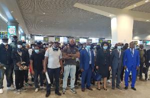 Les Camerounais bloqués eu Russie