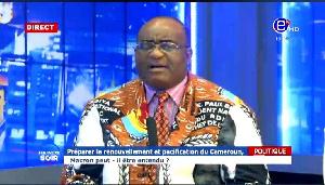 Il estime que la candidature du prince Biya est poussée par le clan Bulu
