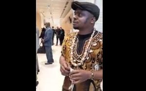 Vue partielle des Camerounais présents au procès