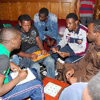 SENFON TONKAM n'a rien perdu de sa verve et de son engagement pour l'Afrique.
