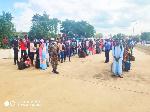 Les candidats camerounais au Tchad