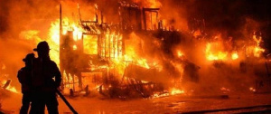 Immeuble Incendie