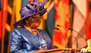 La cérémonie a lieu ce jour au Palais des congrès de Yaoundé