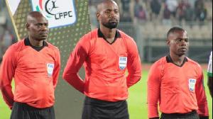 Ils ont été suspendus par la Fédération Équato-guinéenne de Football (Féguifoot)