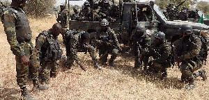 L'armée reste focalisée sur son objectif