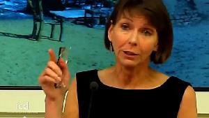 Rebecca Tinsley, journaliste et militante des droits humains