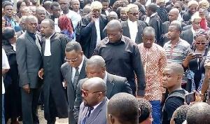 La succession de Biya à Etoudi crée des tensions au palais