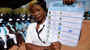 Le candidat Agbéyomé KODJO est donné vainqueur du scrutin