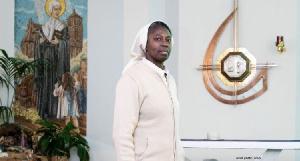 Sœur Mary Lembo est une religieuse togolaise connue pour son combat contre les abus sexuels