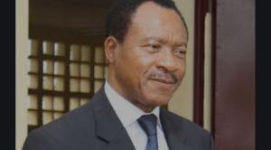 Nganou Djoumessi , le ministre des Transports
