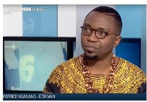 Patrice Nganang, écrivain