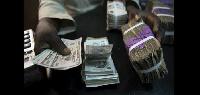 Le gouvernement libérien a annoncé qu'il avait perdu 104 millions de dollars US