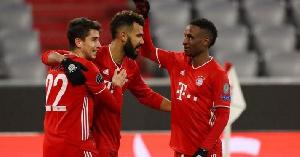 Lle capitaine des lions indomptables ne s'arrête plus de marquer avec l'équipe Bavaroise