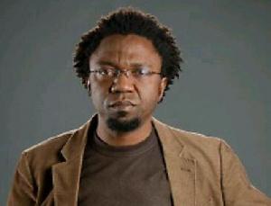 L'écrivain Patrice Nganang