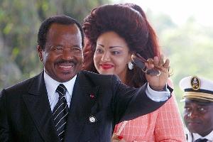 Guerre ouverte entre Chantal et Franck Biya à Etoudi