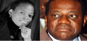 Nadia Fotso et Fame Ndongo