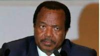 Paul Biya président du Cameroun
