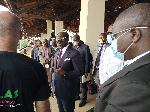 CAN 2021: Mouelle Kombi dans la région de l'ouest