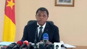 Atanga Nji veut récupérer les fonds « Cameroon Survival » de Maurice Kamto
