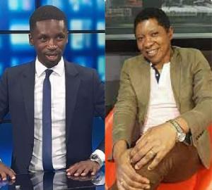 Bruno Bidjang et Remy Ngono