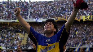 Diego Maradona est décédé à 60 ans