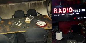 Incendie de RIS Radio