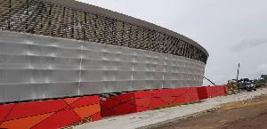 Le stade Japoma de Douala