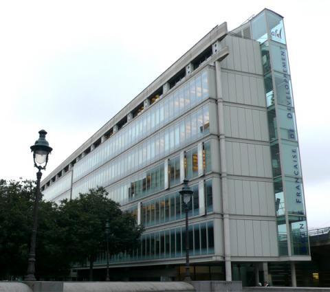 Siège de l'Agence française de développement