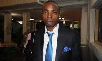 Filmmaker Frank Olivier Ndema