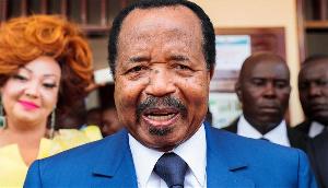 Fins des auditions, Paul Biya a reçu les cadres du ministère de la justice