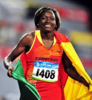 Francoise Mbango Bell